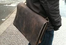 Briefcases/Bags / by Daniel Bruce