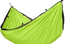 Hængekøje - Hammock / Hængerkøjer, rejsehængekøjer, hammocks til vandretur, backpacking og afslapning.