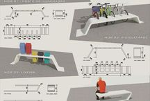 Mobiliário Urbano / Ideias