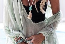 Bohemian Chic / Bohemian chic fashion is abundant throughout beachy areas, especially San Diego. Revel in all of our favorite boho chic fashion trends - it's so in right now!