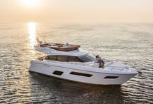 Ferretti Group at the Dubai International Boat Show