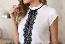 блузочки