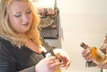 Visit Scotland Scottish Drinks Showcase at Hotel Gotham