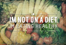Food: Healthy Fare / Low Carb | Vegetarian | Low Fat / by Elena Wellard
