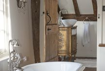 Cottage - bathroom