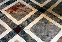 floor, stone