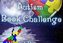 "Reading 4 Autism / I'm very excited to share with you a new event/feature that I'm organizing here at Nighttime Reading Center. It's for Autism, a cause I love to support. It's a book challenge called ""Reading for Autism"". You may have seen my banners in previous weeks. I have mentioned it since late in December of 2014."