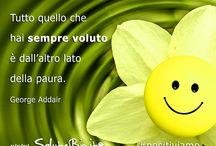 #Positiviamo / Pensieri positivi