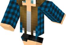 Skiny Minecraft