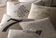 pillows & bedrooms *