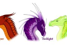 Wings of Fire hybrids