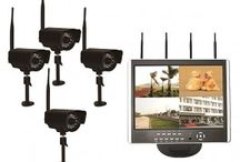 Wireless Camera Systems / Wireless Camera Systems - Systems with 4 or more cameras / by Security Cameras And More