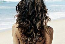 Wavy hair diy