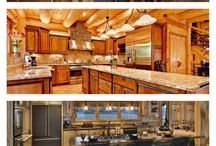 Taylor's Dream Cabin / My dream cabin, rooms , kitchen and living rooms...... And more!