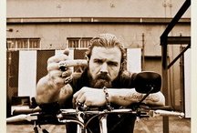Sons of Anarchy  / by Kirsty Higginson