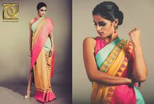 Bridal Wear Saree / Ethnic wear dor Indian bride from the best designer and events