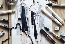 Dressing Sketches