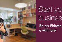 Start Your Own Business / Be an Ekbote Furniture E- Affiliate