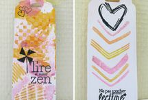 My Bookmarks. Mes Marque-pages