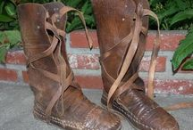 shoes, boots