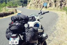 Voyage moto