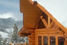 Оригинальные крыши домов