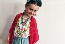 disfraz Frida