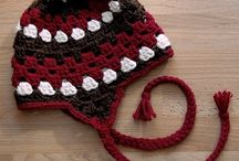 Crochet Baby - Hats & Headbands / by Brenda Tigano-Thomas Pacheco
