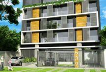 Casa Club Aliaga II / Edificio conformado por 01 torre de 20 pisos con un total de 38 departamentos. Ubicación: Av. Juan de Aliaga 539, Magdalena. Fecha de entrega: Julio del 2014