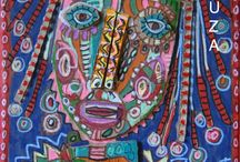 Cathy Butuza artiste