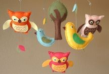 Cutesy Crafts / adorable stuffs i think i could make...