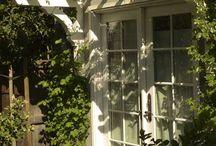 back porch veranda
