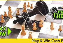 Chess Tactics / We've created a chess tactics quiz that will estimate your skill level on Chess!