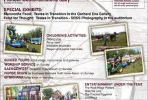 Pioneer Days 2015 / Relive your past through a variety of pioneer activities and demonstrations, steam powered threshing, music and entertainment, kid's activities daily, and lots of good food and fun! Our biggest event of the year! #MHV2015 #PioneerDays