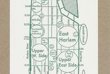 Maps & Infographics