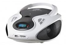 Unterhaltungselektronik / #Plattenspieler #Retro #Musikanlagen #CD-Player #Radios #Uhrenradios #Musikanlagen