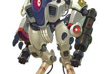 Mechas/Robots