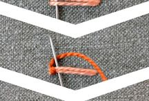 Hand Stitching Technique