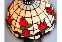 Lampy Witrażowe Deluxe / Zobacz naszą ofertę lamp witrazowych deluxe
