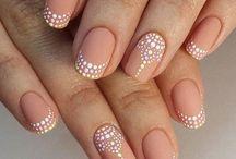 Nails. Manicure. Ногти. Маникюр.