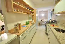 Interiores - Cozinhas