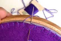 Needlecraft - cross stitch & embroidery