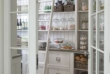 Farmhouse: Walk-In Pantry