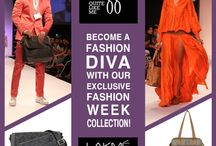 Our Exclusive Fashion Week Collection is here to Oomph Your Style / Baggit presents its Lakme Fashion Week Collection! Glamorous Bags were showcased at the Lakme Fashion Show & the best of the Fashion Divas have walked the ramp with our amazing products. Now, it's your chance to add these Bags to your wardrobe. Spread with selected mix of Vibrant Colors & Contemporary Styles have been included. High on Attractive Fashion & Unique in Style, look out for the Baggit Fashion Week Collection & get your Favorite Bag today! Available only at: www.baggit.com