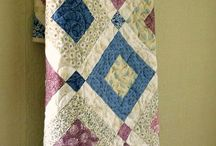 QUILTING / PATTERNS AND TIPS