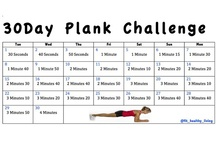 work out challenge