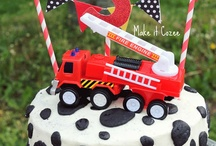Fire Fighter Party Ideas