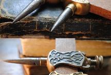 Stare narzędzia stolarskie