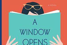 Books Read 2016 / by Elizabeth Bender