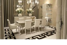 Interiors / Dining Room
